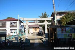 御嶽神社(川口市芝樋ノ爪)1