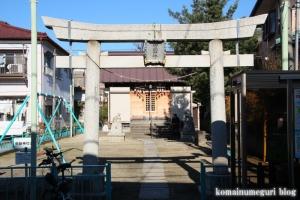 御嶽神社(川口市芝樋ノ爪)2