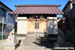 御嶽神社(川口市芝樋ノ爪)5