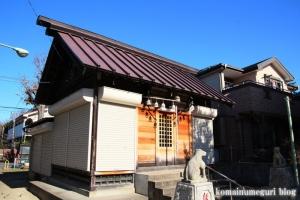 御嶽神社(川口市芝樋ノ爪)6
