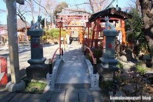 塚越稲荷神社(蕨市塚越)4