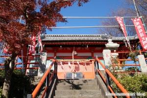 塚越稲荷神社(蕨市塚越)12