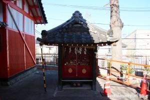 塚越稲荷神社(蕨市塚越)14