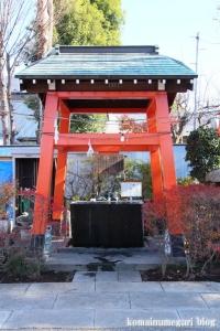 塚越稲荷神社(蕨市塚越)5