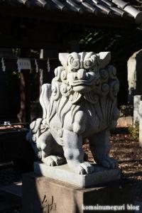 氷川神社(川口市上青木)7