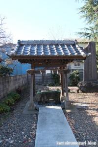 氷川神社(川口市上青木)8