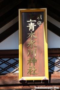氷川神社(川口市上青木)11