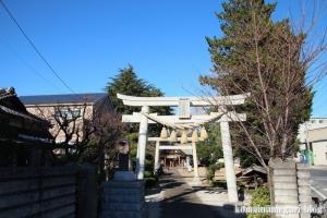 氷川神社(川口市上青木)1