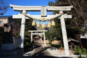 氷川神社(川口市上青木)3