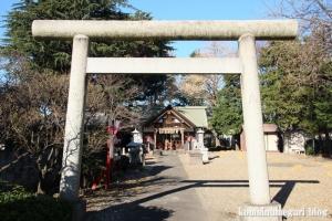 氷川神社(川口市上青木)5