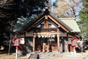 氷川神社(川口市上青木)9