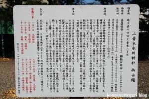 氷川神社(川口市上青木)10