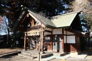 氷川神社(川口市上青木)12