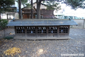 氷川神社(川口市上青木)14
