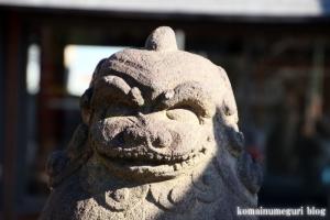 氷川神社(川口市青木)41