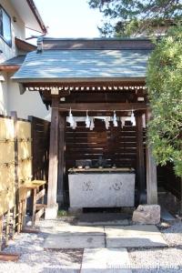 氷川神社(川口市青木)8