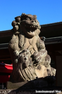 氷川神社(川口市青木)10