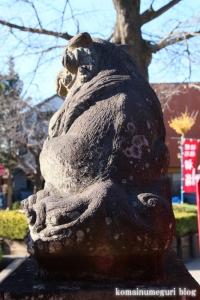 氷川神社(川口市青木)12