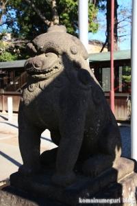 氷川神社(川口市青木)34