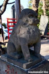氷川神社(川口市青木)38