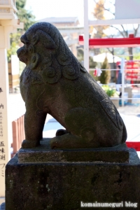 氷川神社(川口市青木)39