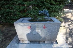 川口神社(川口市青木)50