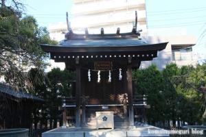 川口神社(川口市青木)53
