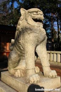 川口神社(川口市青木)4