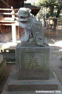 川口神社(川口市青木)20