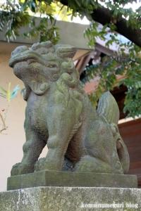 川口神社(川口市青木)34