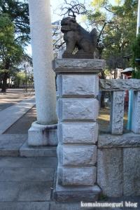 川口神社(川口市青木)42