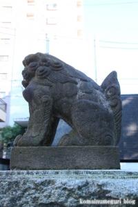 川口神社(川口市青木)48