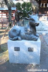 川口神社(川口市青木)52