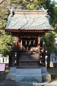 川口神社(川口市青木)58