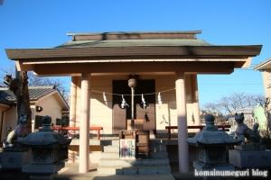 下染谷稲荷神社(小金井市梶野町)7