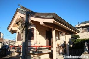 下染谷稲荷神社(小金井市梶野町)9