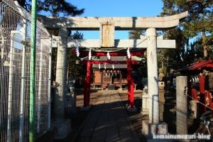 市杵島神社(小金井市梶野町)2