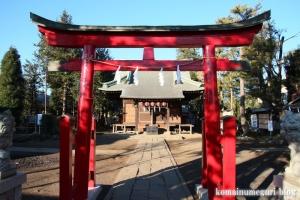 市杵島神社(小金井市梶野町)8