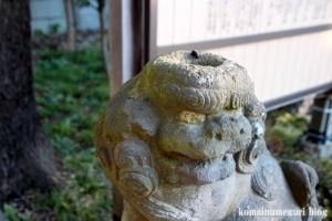市杵島神社(小金井市梶野町)22