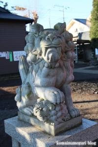 市杵島神社(小金井市梶野町)7
