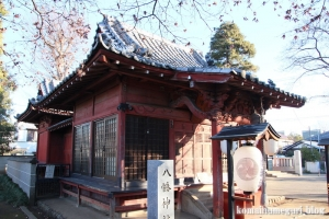 北関野八幡神社(小金井市関野町)13