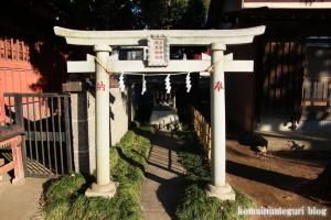 北関野八幡神社(小金井市関野町)17