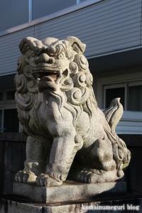 北関野八幡神社(小金井市関野町)3