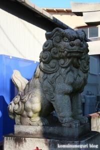 北関野八幡神社(小金井市関野町)4