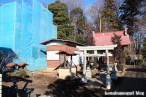 是政稲荷神社(小金井市桜町)1
