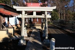 是政稲荷神社(小金井市桜町)2