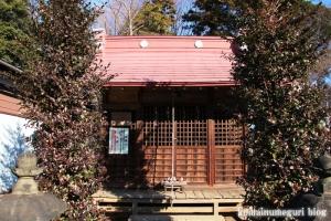 是政稲荷神社(小金井市桜町)6
