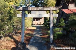 秋葉神社(小平市御幸町)2
