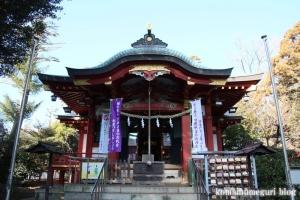 山王稲穂神社(小金井市本町)8
