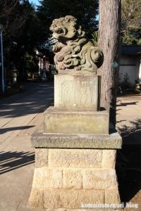 山王稲穂神社(小金井市本町)17